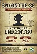 Aprovados no Vestibular Unicentro