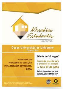 Moradias estudantis