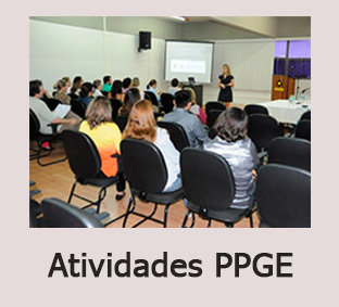 Atividades PPGE